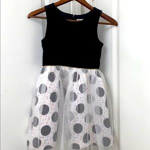 Cat and Jack Polka Dots Dress for Girls